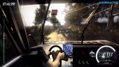 Dirt Rally 2.0 - Du gameplay avec siège et volant