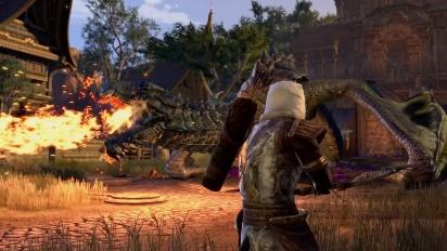 The Elder Scrolls Online - Trailer de gameplay Elsweyr