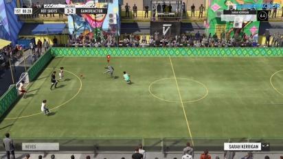 FIFA 21 Volta - First 25 Minutes