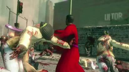 Saints Row: The Third - Zombie Trailer