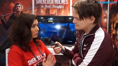 Sherlock Holmes: The Devil's Daughter - Yevheniia Sydorenko Interview
