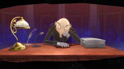 Persona 5 - Velvet Room