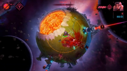 Battle Planet - Judgement Day - Release Trailer