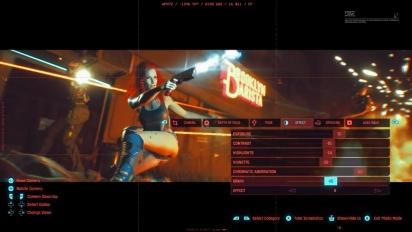 Cyberpunk 2077 - Photo Mode Trailer