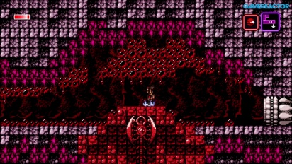 Axiom Verge - First 30 minutes PS4 gameplay
