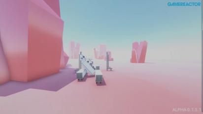 Gamereactor Plays - Clustertruck