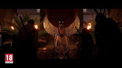 Assassin's Creed Origins: Launch Trailer - Ancient Egypt Awaits
