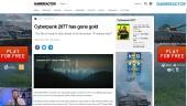 GRTV News - Cyberpunk 2077 has gone gold