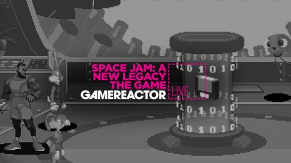 Space Jam: A New Legacy - The Game - Livestream Replay