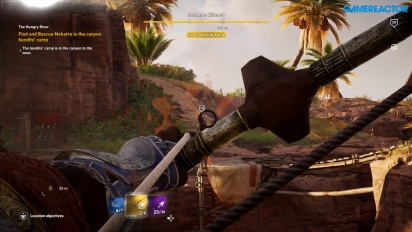 Assassin's Creed Origins - Incursion en terre ennemie