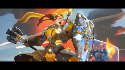 Overwatch - Les origines de Brigitte VF