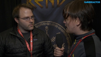 Rend - David Talley Interview