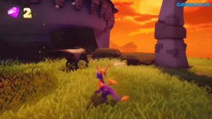 Spyro: Reignited Trilogy - E3 Gameplay