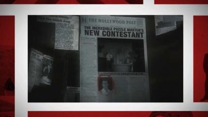 James Noir's Hollywood Crimes - iOS Release Trailer