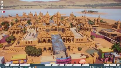 Planet Zoo - Savannah Biome Gameplay Reveal