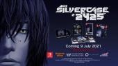 The Silver Case 2425 - The Silver Case Spotlight Nintendo Switch Trailer
