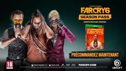 Far Cry 6 : Bande-annonce post-lancement (VOSTFR)