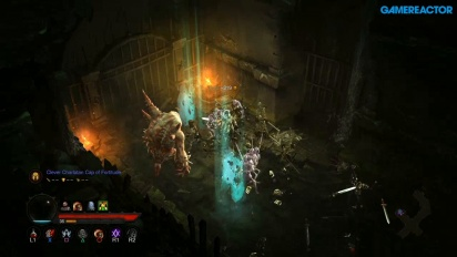 Diablo III: Necromancer - Gameplay 2