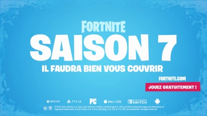 Fortnite - Bande-annonce de la saison 7