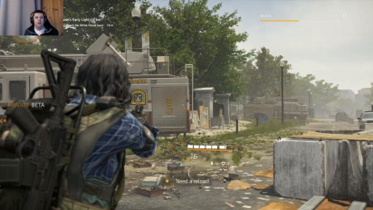 The Division 2 - Private Beta Livestream Replay