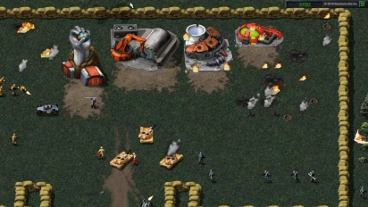 Command & Conquer Remaster - First Gameplay Teaser
