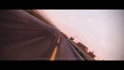RiMS Racing : Du gameplay en Aprilla