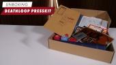 Deathloop - Press Kit Unboxing