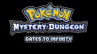 Pokémon Mystery Dungeon: Gates to Infinity - Trailer