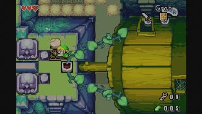 The Legend of Zelda: The Minish Cap - Wii U Virtual Console Launch Trailer