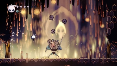 Hollow Knight - Nintendo Switch Launch Trailer