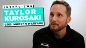 Call of Duty: Modern Warfare - Taylor Kurosaki Interview