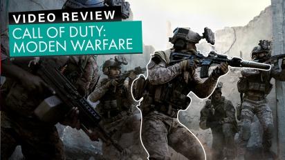 Call of Duty: Modern Warfare - Notre test en vidéo