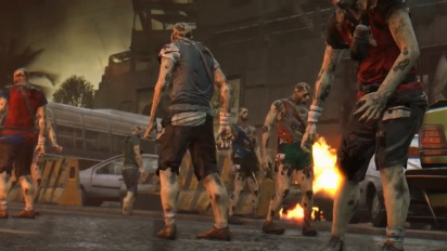 Dying Light - Left 4 Dead 2 Crossover Trailer