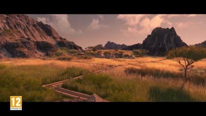 Anno 1800 - Lands of Lions Teaser