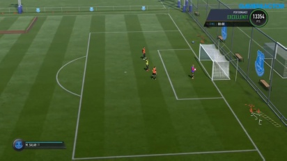 FIFA 17 - Passing and dribbling