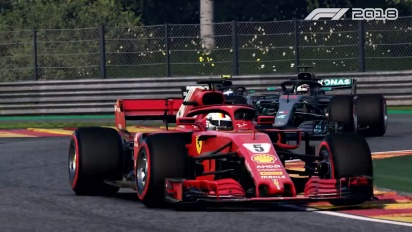 F1 2018 - Gameplay Trailer 2