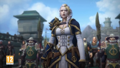 Battle for Azeroth - Les braises de la guerre