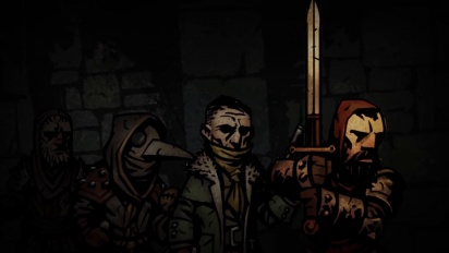 Darkest Dungeon - Terror and Madness Trailer
