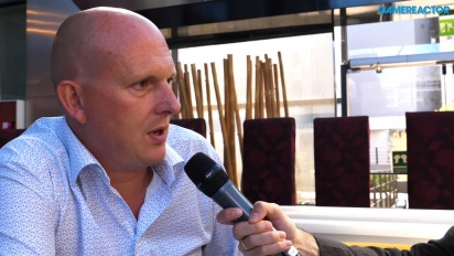 Phil Harrison Interview