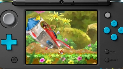Hey! Pikmin - Lift-Off Trailer