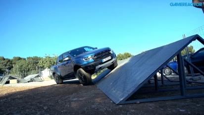 Ford Ranger Raptor X Forza Horizon 4: Real World VS Virtual World