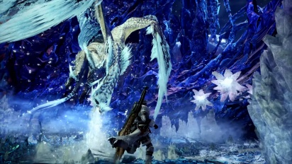 Monster Hunter World - Iceborne sur PC