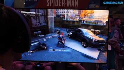 Spider-Man - E3 Gameplay