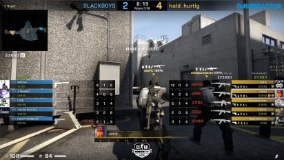 OMEN by HP Liga - Div 1 Round 3 - SLACKBOYS vs hold_hurtig - Nuke.
