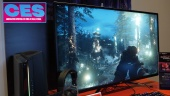 CES20 - Asus ROG Monitors Product Demonstration