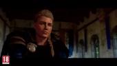 Assassin's Creed Valhalla - Trailer de lancement de La Colère des Druides (VOSTFR)