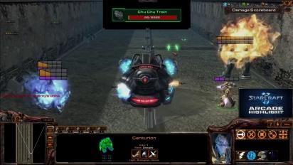 Starcraft II: Heart of the Swarm  - Arcade Highlight: Chu Chu Madness