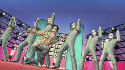 Yakuza: Dead Souls - Minigame Trailer