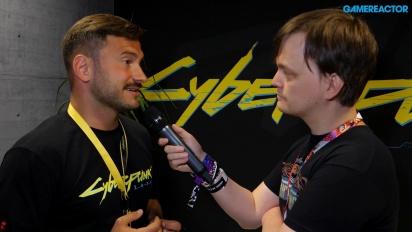 Cyberpunk 2077 - Interview Stanisław Święcicki