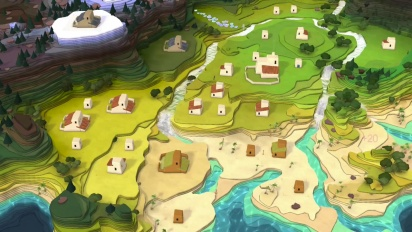 Godus - Google Play! Relese Trailer